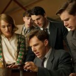 "Al centro, Benedict Cumberbatch è Alan Turing in ""The Imitation Game"""