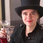 La scrittrice belga Amélie Nothomb