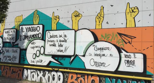 Murales Mirafiori sud