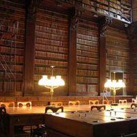 La Biblioteca dell'Accademia delle Scienze