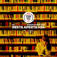 Da oggi a fine giugno la biblioteca della Murazzi Student Zone è aperte 24 ore su 24