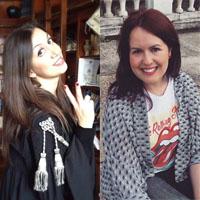 Alessandra Bono e Federica De Benedictis, ideatrici del corso Blog & Law