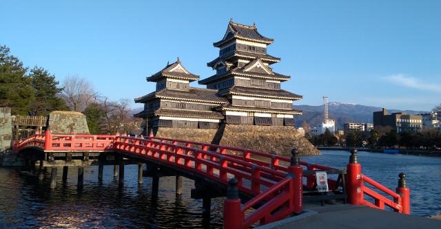 Castello di Matsumoto Giappone