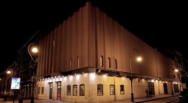 Esterno Cinema Massimo