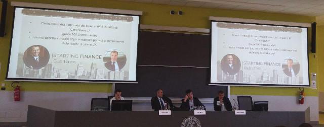 L'incontro di ieri a Economia sui conti pubblici