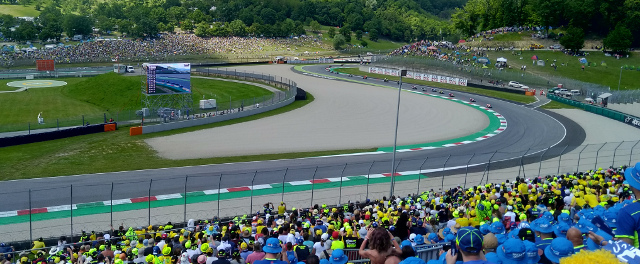 Il Gran Premio del Mugello ha visto vincere Petrucci su Ducati