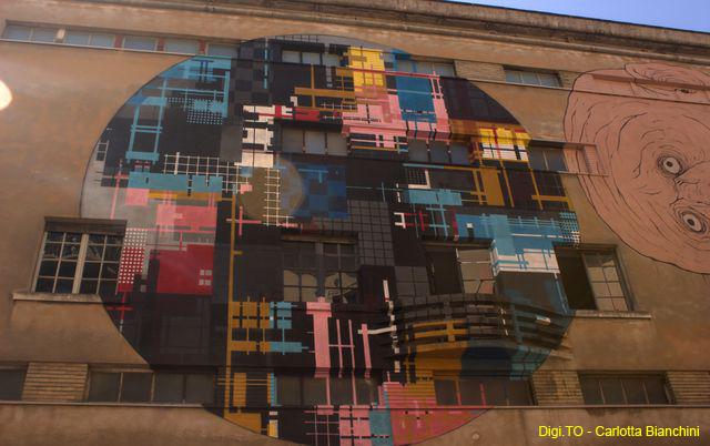 arte urbana san salvario