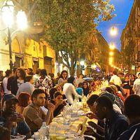 L'IftarStreet di venerdì scorso a San Salvario