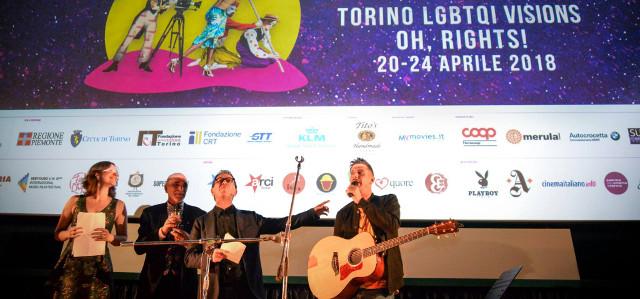 Apertura Lovers Film Festival Francesco Gabbani
