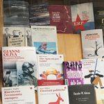 Vetrina con libri - Libreria Trebisonda