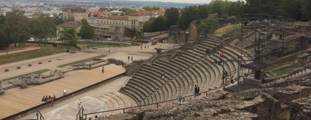 Lione anfiteatro gallo-romano