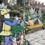 Il Presepe di Luzzati è al Borgo Medievale fino al 15 gennaio
