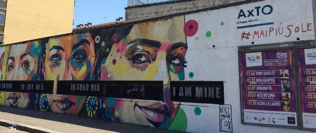 murales donne