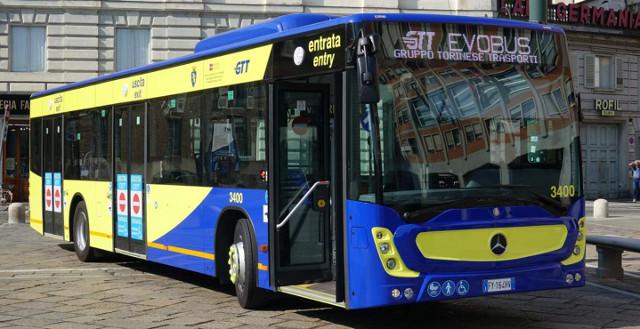 Nuovi autobus Gtt