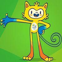 Vinicius, la mascotte olimpica di Rio 2016