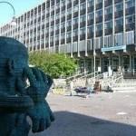 Palazzo Nuovo è la sede della Scuola di Studi Umanistici