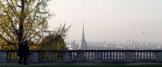 Un panorama di Torino