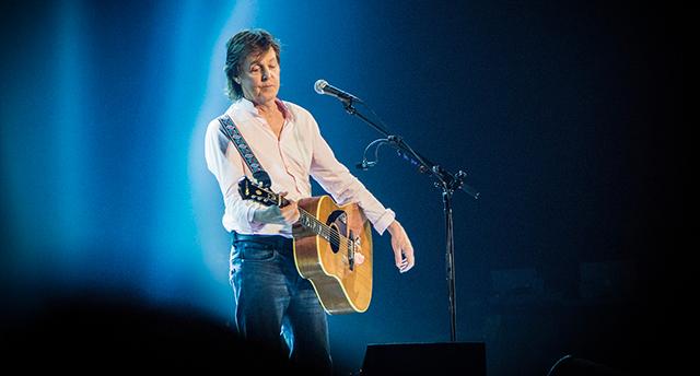 Paul McCartney in concerto
