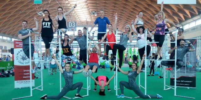Esibizione Rimini Wellness