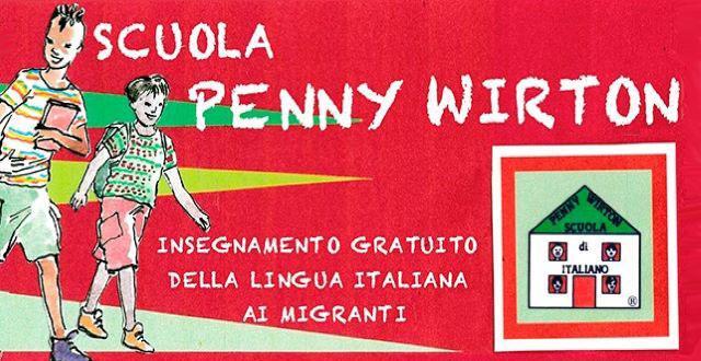 Locandina Scuola Penny Wirton