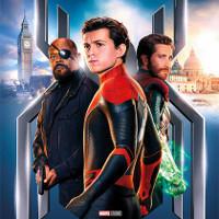 Locandina film Spider-man: Far from home