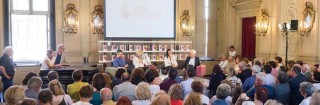 La conferenza stampa di Torino Spiritualità