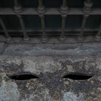 Torino misteri fessure occhi