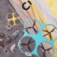 I droni di Urban Flying Oper