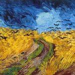 Van Gogh campo di grano