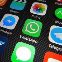 Loghi app WhatsApp