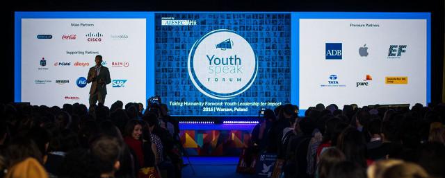 Youth Speak Forum