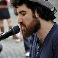 Il musicista torinese Alberto Cipolla