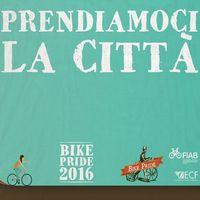 Il Bike Pride 2016 a Torino sarà domenica 3 lugio