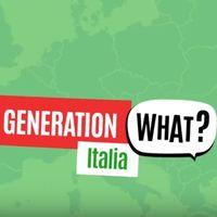 Si può partecipare a Generation What fino al 31 ottobre