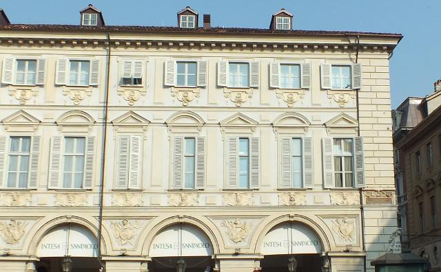 Palazzo Turinetti facciata