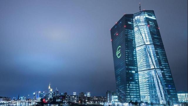 Palazzo della Bce a Francoforte