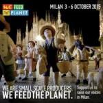 Terra Madre Giovani si svolgerà a Milano dal 3 al 6 ottobre
